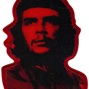Che Guevara Patch Red