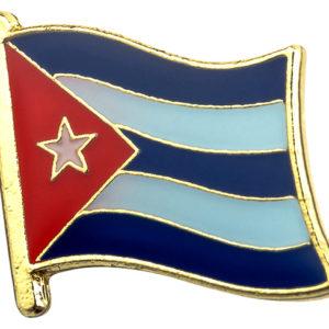 Enamel Pin Flag of Cuba