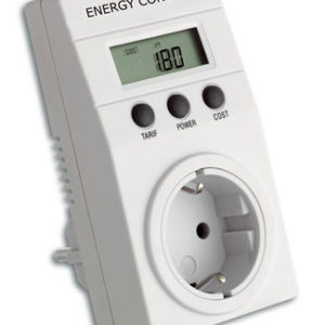 Energy cost-measuring instrument