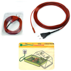 Heating cable 30W