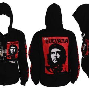 Hoodie Che Guevara Red