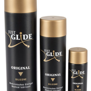 Just Glide Silicone lubricant 100ml