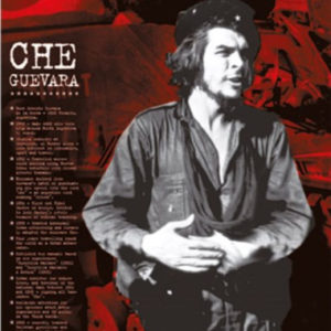 Poster Che Guevara Quotes
