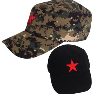 Red Star Military Cap