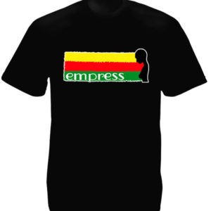 Empress Rasta Black Tee-Shirt