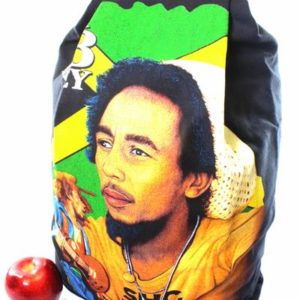 Rasta Backpack Bob Marley Jamaica Flag