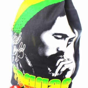 Rasta Backpack Bob Marley Reggae