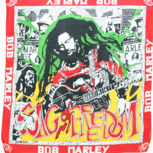 Bandana Bob Marley Song Of Freedom Kerchief Rasta