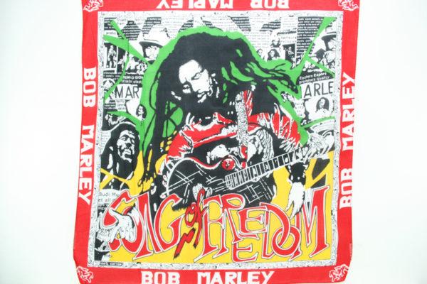 Bandana Bob Marley Song Of Freedom Kerchief Rasta