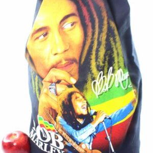 Rasta Backpack Bob Marley Signature