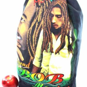 Rasta Backpack Legend Bob Marley