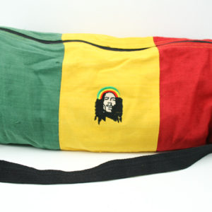 Rasta Bob Marley Sport Bag Biggest Size