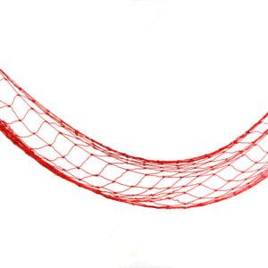 Red Net Hammock